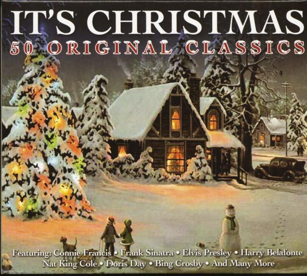 It's Christmas - 50 Original Classics (2-CD)