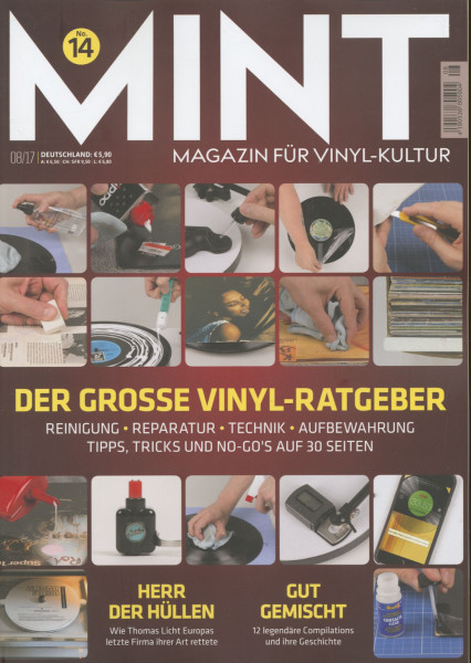 Mint Magazin #14 (08-17)