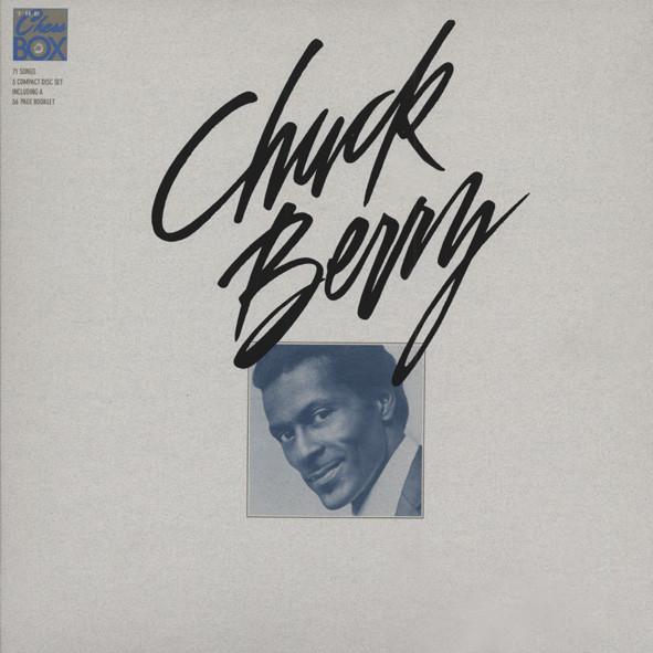 Berry, Chuck The Chess Box (3-CD Box)