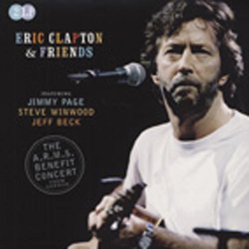 Clapton, Eric A.R.M.S. Benefit Concert (2-LP)