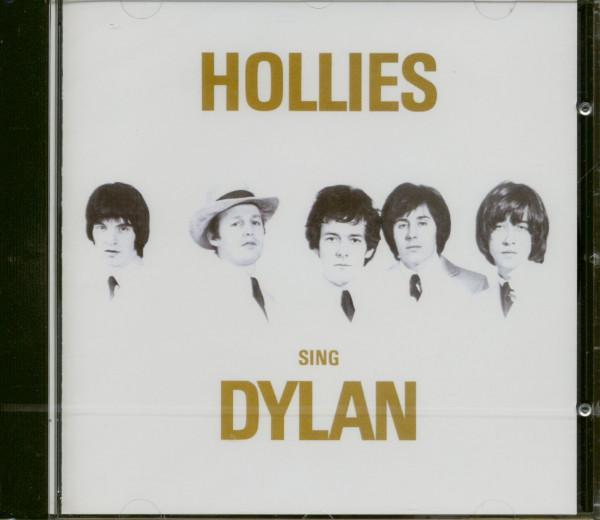 Hollies Sing Dylan (CD)