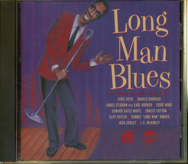 Va Long Man Blues