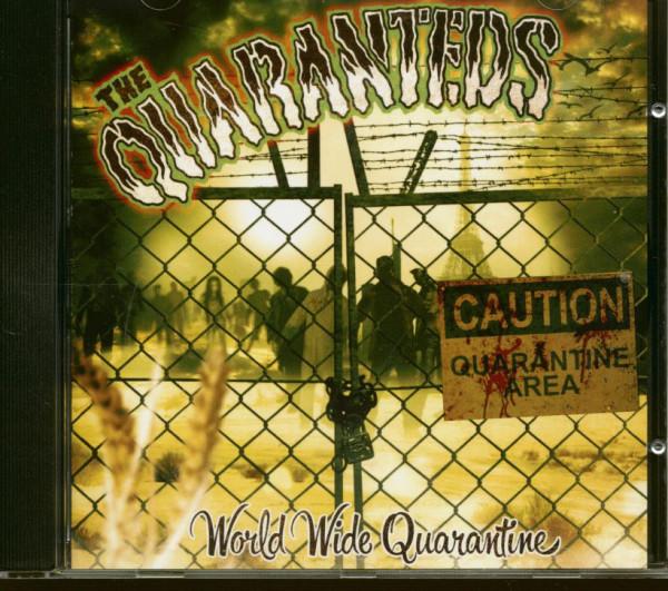 World Wide Quarantine (CD)