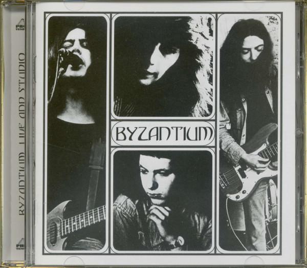 Live And Studio (CD)