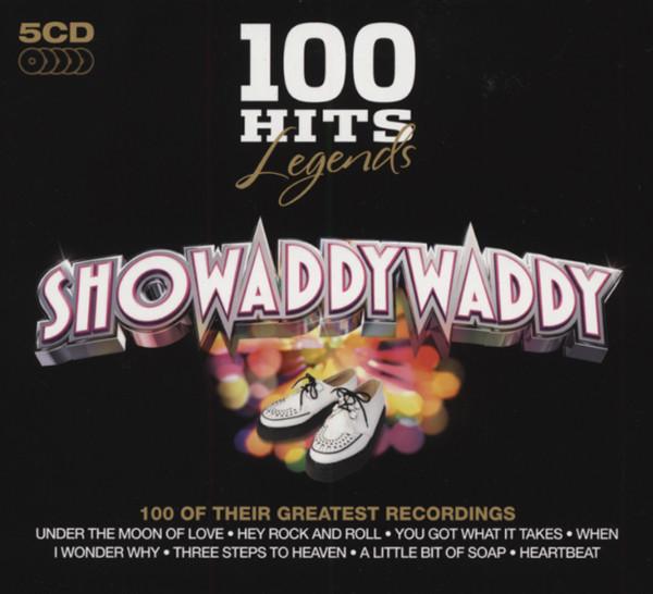Showaddywaddy 100 Hits - Legends (5-CD)