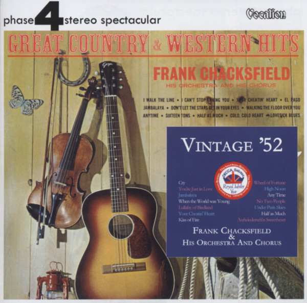 Vintage '52 & Country And Western Hits