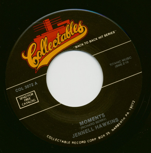 Moments - Poor Fool (7inch, 45rpm)