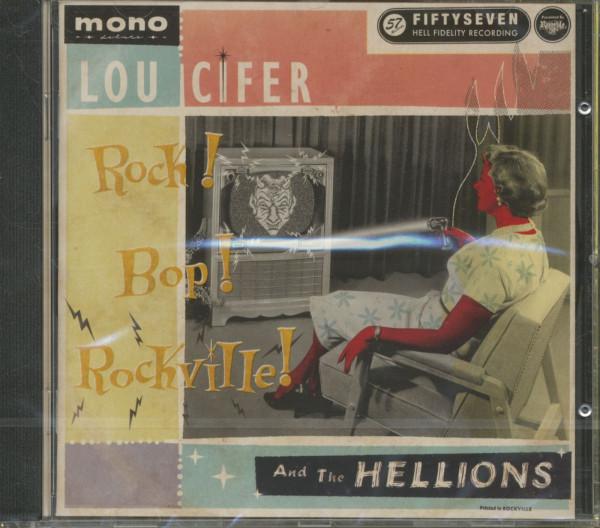 Rock! Bop! Rockville! (CD)
