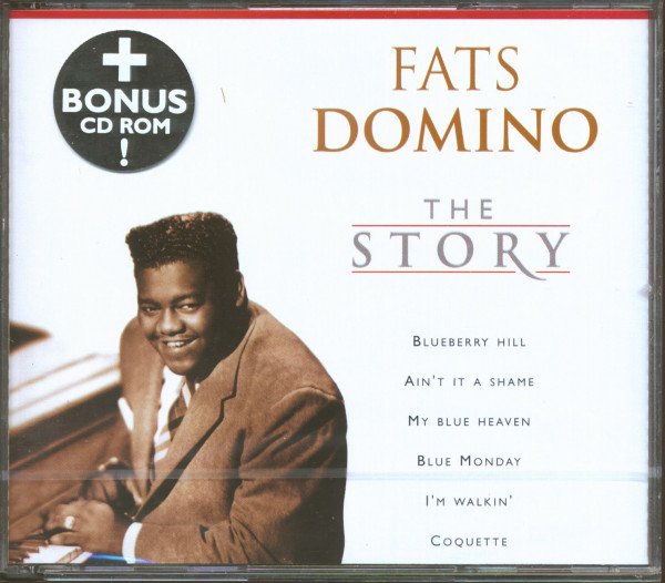 The Story (CD & CD ROM)