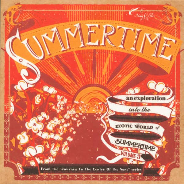 Summertime - Journey To The Center Of The Song Vol.3 (10inch LP)