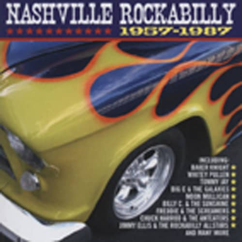 Va Nashville Rockabilly 1957-1987