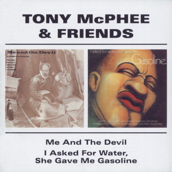 Me And The Devil - I Asked For Water (2-CD)