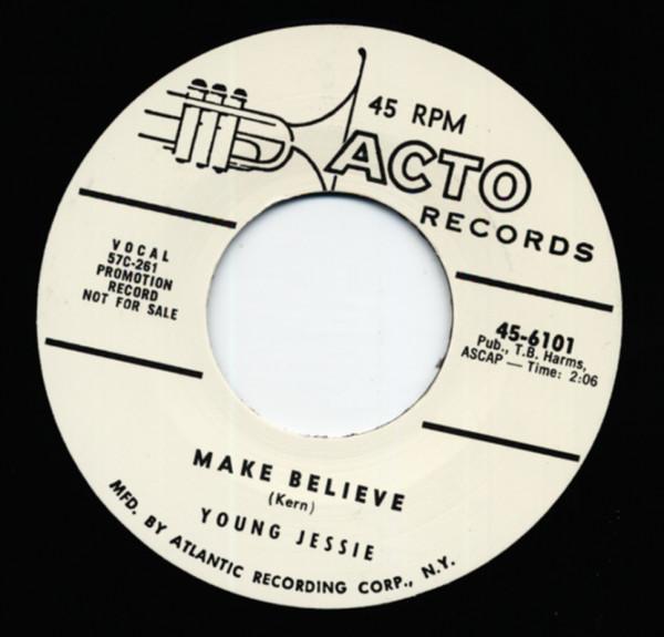 Make Believe b-w Shuffle In The Gravel 7inch, 45rpm
