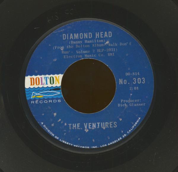 Diamond Head - Lonely Girl (7inch, 45rpm)