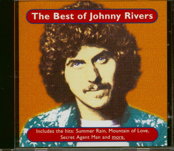 The Best Of Johnny Rivers (CD)