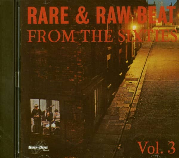 Rare & Raw Beat From The 60's Vol.3 (CD)