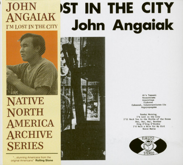 I'm Lost In The City (CD)