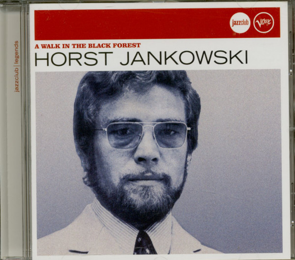 Jankowski, Horst A Walk In The Black Forest (CD)