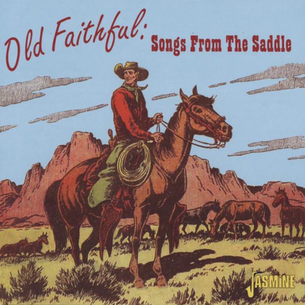 Va Old Faithful Songs From The Saddle