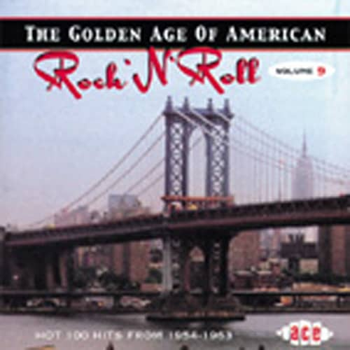 Vol.9, The Golden Age Of US Rock & Roll