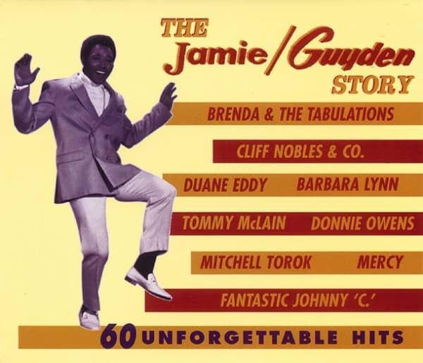The Jamie - Guyden Story 2-CD