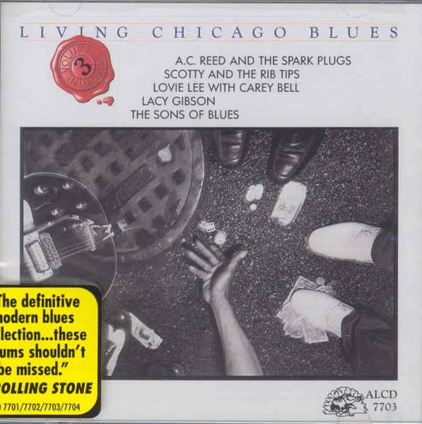 Va Living Chicago Blues Vol.3