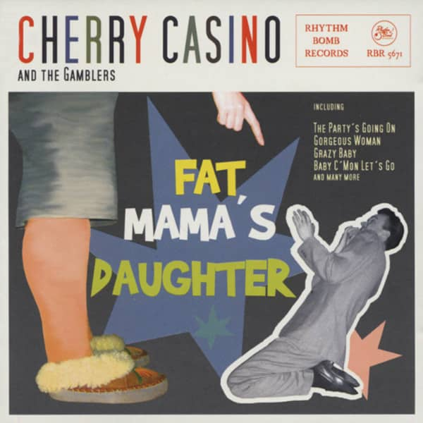 Cherry Casino And The Gamblers Fat Mama's Daughter