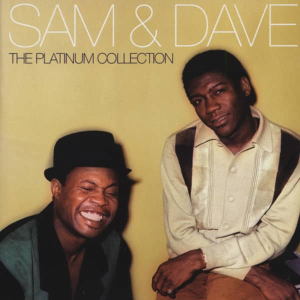 Sam & Dave The Platinum Collection