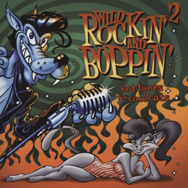Va Vol.2, Wild Rockin' And Boppin'