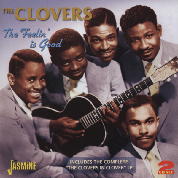 Clovers The Feelin' Is Good (2-CD)