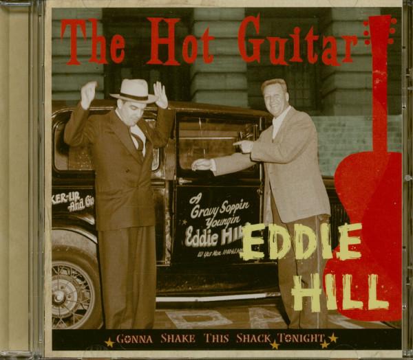The Hot Guitar - Gonna Shake This Shack Tonight