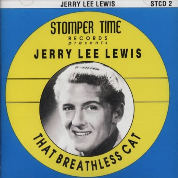 Lewis, Jerry Lee That Breathless Cat