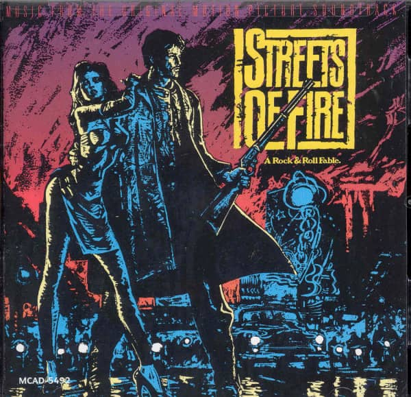 Va Streets Of Fire - Soundtrack