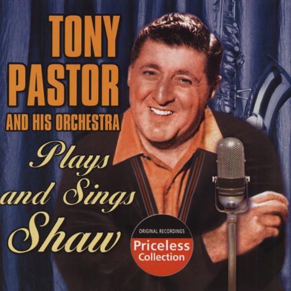 Pastor, Tony Tony Pastor Plays And Sings Shaw