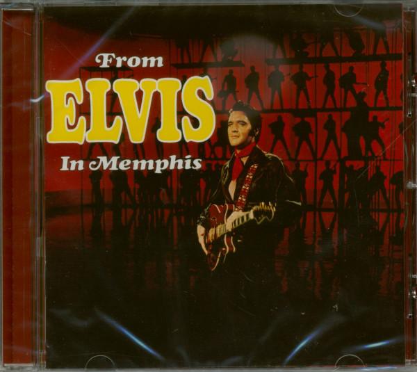 From Elvis In Memphis (CD, EU Version)