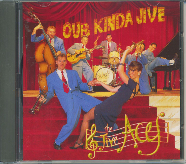 Our Kinda Jive (CD)