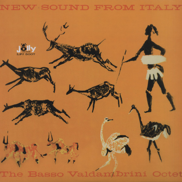 New Sound From Italy (Vinyl LP)