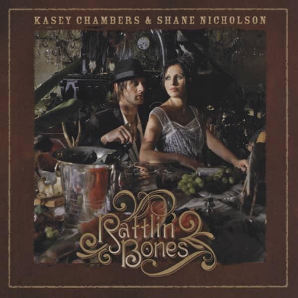 Chambers, Kasey & S.nicholson Rattlin' Bones (2008)
