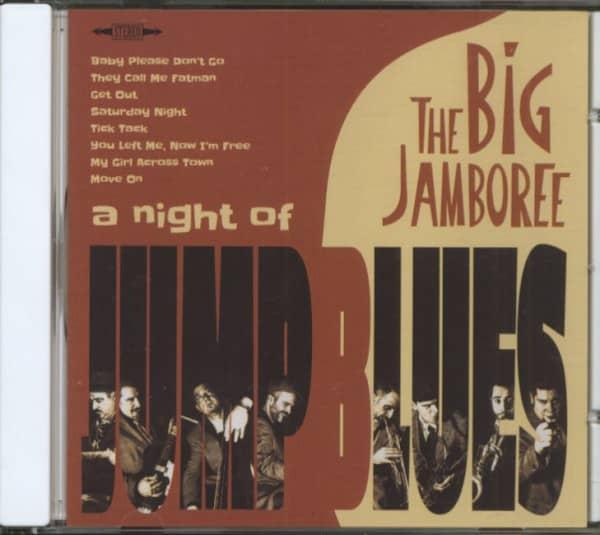 A Night Of Jump Blues (CD)