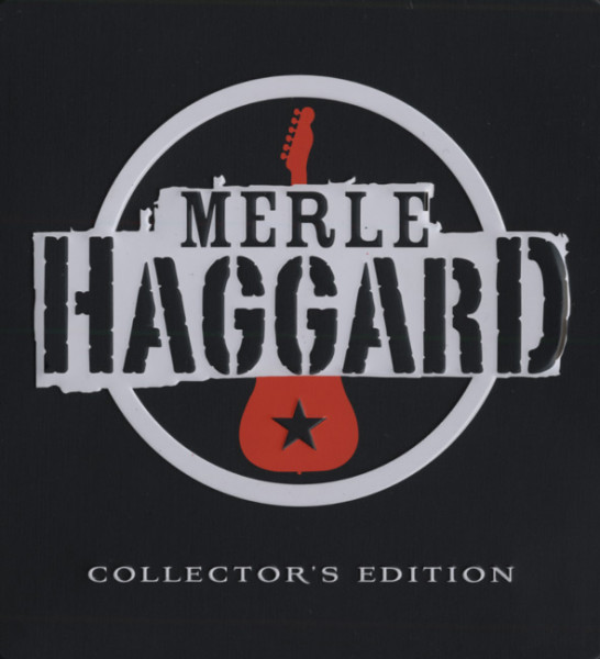 Haggard, Merle Collector's Steelbox Edition - Curb (3-CD)
