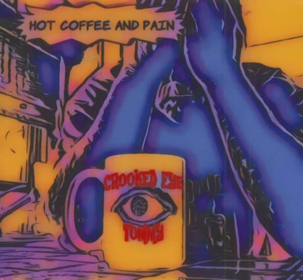 Hot Coffee And Pain (CD)