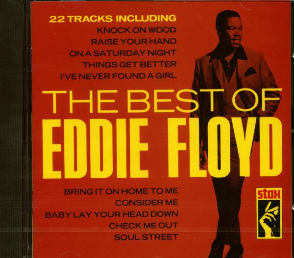 The Best Of Eddie Floyd (CD)