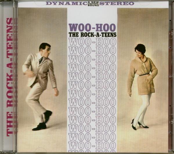 Woo-Hoo (CD, Mono & Stereo)