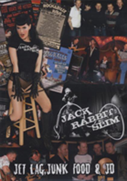 Jack Rabbit Slim Jet Lag, Junk Food & JD - Documentary