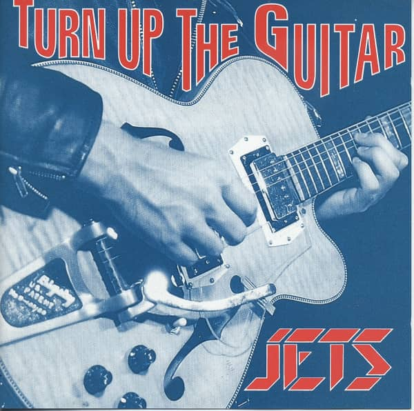 Jets Turn Up The Guitar
