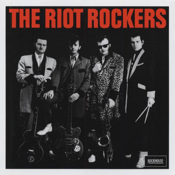Riot Rockers The Riot Rockers
