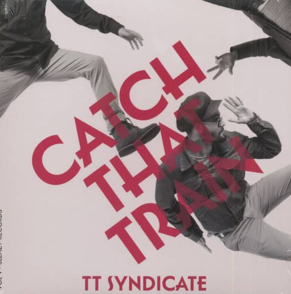Catch That Train - Shimmy, Shake And Shout (7inch, 45rpm, PS, Ltd.)