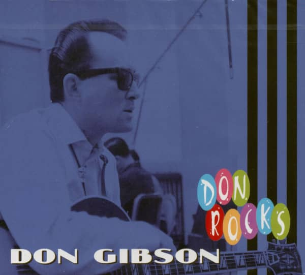 Don Gibson - Don Rocks (CD)