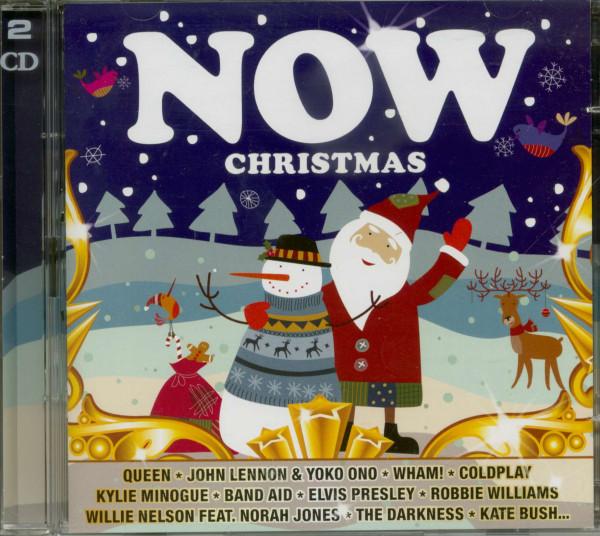 Now Christmas (2-CD)