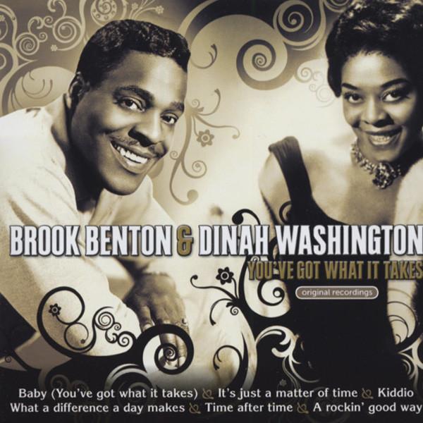 Benton, Brook & D. Washington You've Got What It Takes